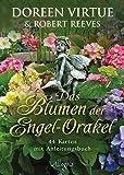 Das Blumen der Engel Orakel: Kartendeck - 44 Karten mit Anleitungsbuch