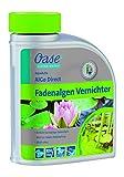 OASE 43139 AquaActiv AlGo Direct Fadenalgenvernichter 500 ml - biologische Teichpflege ideal gegen Fadenalgen im Teich Gartenteich Schwimmteich Fischteich Koiteich