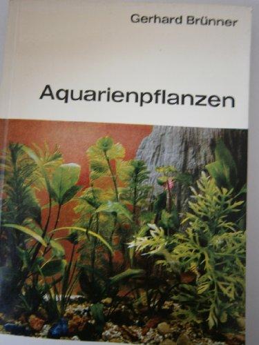Aquarienpflanzen. Arten, Pflege,...