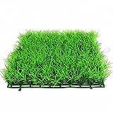 LEPSJGC Künstliches Wasser Aquatic Green Grass Plant Rasen Aquarium Aquarium Landschaft Wasserrasen