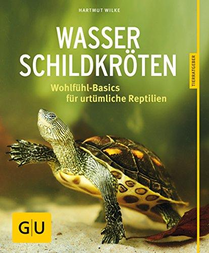 Wasserschildkröten: Wohlfühl-Basics...