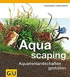 Aqua scaping gelb 12 x 3,5 cm: Aquarienlandschaften gestalten (GU Tier Spezial)