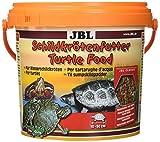 JBL Hauptfutter für Wasserschildkröten, 1er Pack (1 x 2,5 l), 70365